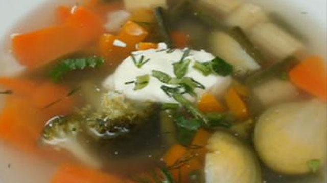 Суп «Белый»