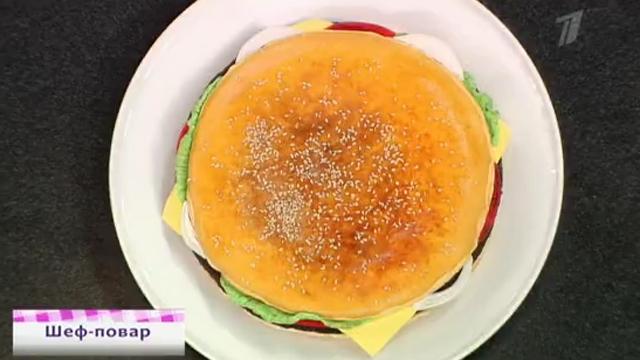 Низкокалорийный торт