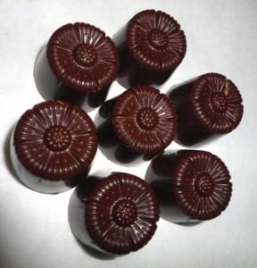 Халва домашняя в шоколаде