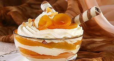 Зефирно-мармеладный десерт