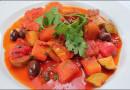 Овощи в собственном соку