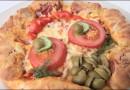 Пицца «Смайлик»