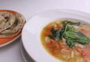 Легкий суп из красной чечевицы