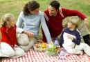 Идеи для пикника. Что взять с собой на природу