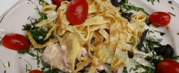 Салат «Объедение»